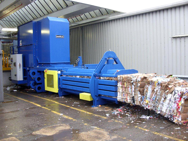 fully automatic balers